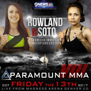 Kids Mixed Martial Arts in Englewood - Factory X Muay Thai - Salina's first fight as a Factory X'er is going down Friday, October 13th for Paramount MMA!