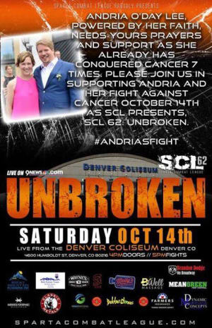 Come out and support our beloved photographer, Casey O'Day's sister at SCL October 14th!