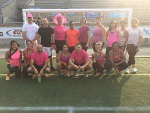 Personal Training in Brampton - Impact Fitness - Top Fundraising Team!