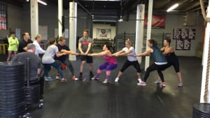 Group Fitness in Hackettstown - Strong Together Hackettstown - Thursday 9/21/17
