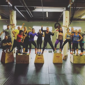 Group Fitness in Hackettstown - Strong Together Hackettstown - Saturday 9/23/17