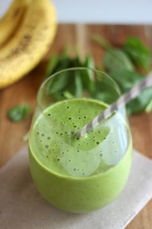 Personal Training  in Los Gatos - Mint Condition Fitness - Recipe Of The Week: Spinach Flax Protein Smoothie