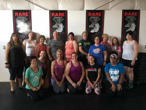 CROSSFIT in Fredericksburg - RARE CrossFit - Legs Up Wall for Recovery Fredericksburg!