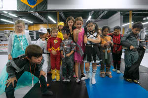 Kids Martial Arts in  Pleasanton - Crispim BJJ & MMA - Our 4th Annual Halloween Party is Coming!