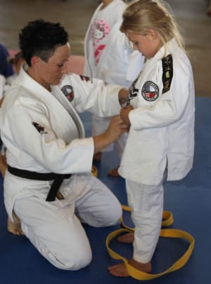 Kids Fitness and Boxing in West Loop - POW! Kids - New West Loop Judo Coach