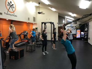 Personal Training in Gainesville - Axis Training Studio - Daunted by your weight loss? How to turn that frown upside down!