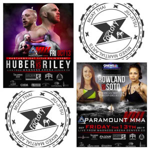 Kids Mixed Martial Arts in Englewood - Factory X Muay Thai - Paramount MMA FIGHT WEEK for Josh Huber and Salina Rowland!