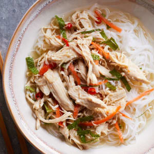 Personal Training in Concord - Individual Fitness - Slow Cooker Vietnamese Pulled Chicken