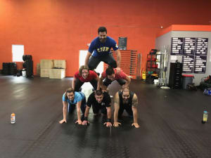 Group Fitness in Chester - Strong Together Chester  - 10/16 WOD