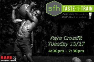 CROSSFIT in Fredericksburg - RARE CrossFit - Stronger Faster Healthier at RARE CrossFit... Fredericksburg, Spotsylvania, and Staffords's premier CrossFit Facility!