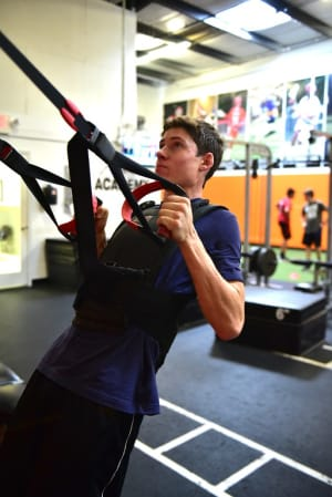 Sports Performance Training in Altamonte Springs - The Athlete Factory - October Athlete Spotlight