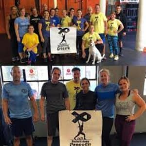 Group Fitness in Hackettstown - Strong Together Hackettstown - Saturday 10/21/17