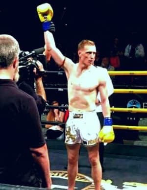 in Foley - Roufusport Martial Arts Foley - Cris Mims Muay Thai win at Lion Fights Promotions