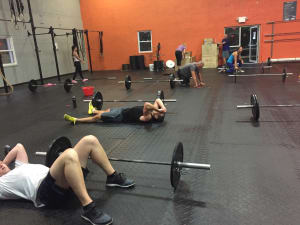 Group Fitness in Chester - Strong Together Chester  - 10/19 WOD