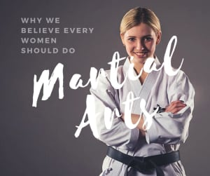 Kids Birthday Parties  in East Victoria Park - Advanced Martial Arts & Fitness - Why We Believe Women Should Do Martial Arts