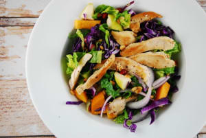 Personal Training in London - AG Personal Fitness - Delicious Winter Salad Lunch