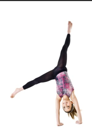 in West Loop - POW! Kids - 5 Tips for Learning a Cartwheel