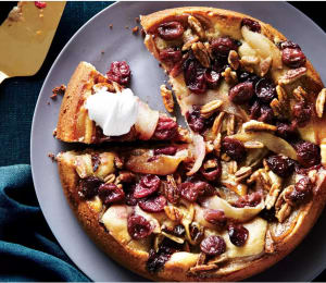 Personal Training  in Los Gatos - Mint Condition Fitness - Recipe of the Week: Roasted Grape and Pear Kuchen