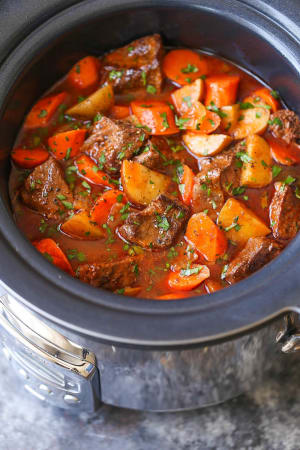 Personal Training in Concord - Individual Fitness - Slow Cooker Beef Stew