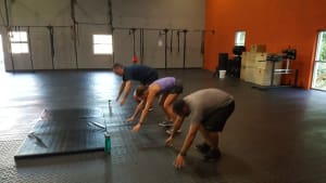 Group Fitness in Chester - Strong Together Chester  - 10/30 WOD