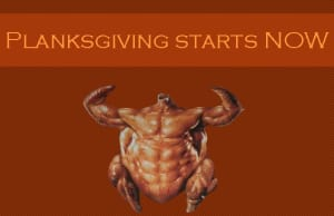 Happy Planksgiving with RARE Crossfit..Fredericksburg, Spotsylvania, and Stafford's premier CrossFit Facility!