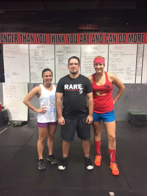 How to lose 11 pounds and 5% body fat at RARE CrossFit. Fredericksburg, Spotsylvania, and Stafford's premier CrossFit Facility!