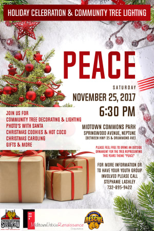Holiday Celebration and Community Tree Lighting