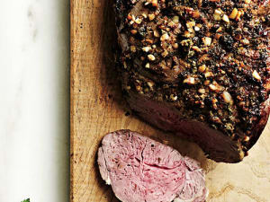 Recipe of the Week: Herb and Citrus Roast Leg of Lamb