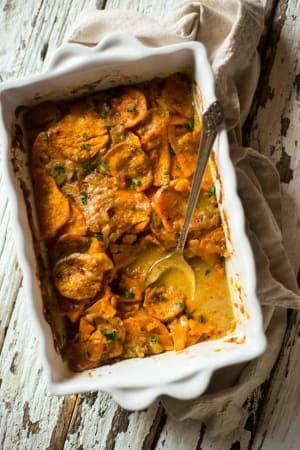 Recipe of the Week: Scalloped Sweet Potatoes