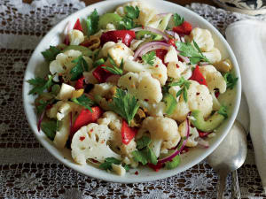 Personal Training  in Los Gatos - Mint Condition Fitness - Recipe of the Week: Cauliflower Salad