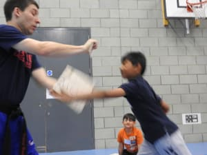 in Slough - KickFit Martial Arts Slough - Martial Arts Benefits ASD Kids
