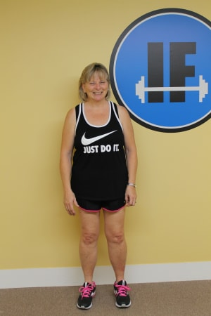 Personal Training in Concord - Individual Fitness - December 2015 - Becky Colby