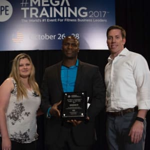 Local Private Personal Training Studio wins Fitness Business of the Year