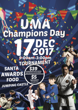 Kids Martial Arts in Heathmont - Ultimate Martial Arts - UMA Champions Day/Awards Day