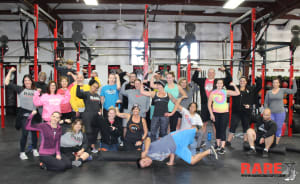 CROSSFIT in Fredericksburg - RARE CrossFit - Gobbler WOD at RARE CrossFit, Fredericksburg, Spotsylvania, and Stafford's premier CrossFit Facility!