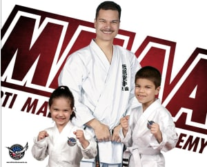 Kids Martial Arts  in Katonah - Marti Martial Arts Academy - HOW TO MAKE CHAMPIONS OF YOUR KIDS