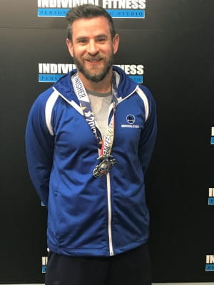 Personal Training in Concord - Individual Fitness - Todd Noce - December 2017 Client of the Month
