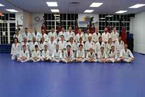 in Jupiter - Harmony Martial Arts Center - Royce Gracie back at Harmony