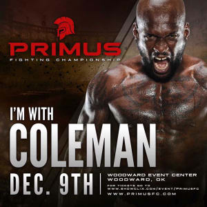 """Kids Mixed Martial Arts in Englewood - Factory X Muay Thai - It's Cortez """"Crazy Cowboy"""" Coleman FIGHT WEEK!!!!!!! Watch the PFC Primus Fighting Championship live stream Saturday starting at 5pm MDT on https://www.fite.tv/!"""