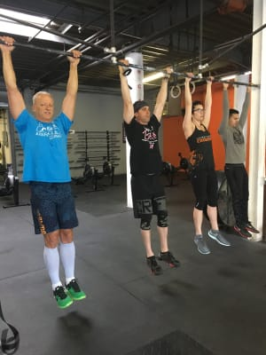 Group Fitness in Hackettstown - Strong Together Hackettstown - Tuesday 12/5/17