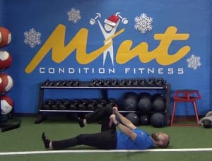 Personal Training  in Los Gatos - Mint Condition Fitness - [VIDEO BLOG] 5-Minute Best Belly Blasting Workout