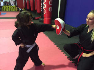 Kids Martial Arts  in St Clair, Kemps Creek & Hoxton Park - International Martial Arts Centres - 5 surprising ways karate can help develop your child's fine motor skills