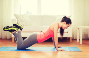 Home for the Holidays –  How to Workout if you Can't Get to the Gym.