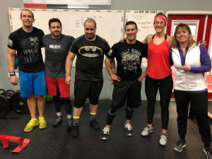Group Fitness in Chester - Strong Together Chester  - 3...2....1...Carlos LIFT OFF!