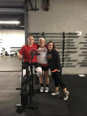 Group Fitness in Hackettstown - Strong Together Hackettstown - Wednesday 12/20/2017