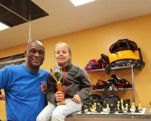 in Lawrenceville - Team Mongoose BJJ - Chess Club Champion