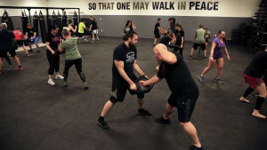 My First Krav Maga Class and the Start of a New Adventure!