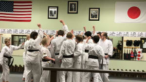 in St. Louis - Dave Hanson's Gateway Karate - The Price Of Victory