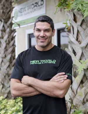 Juan Acosta in Fort Myers - New World Defense And Fitness