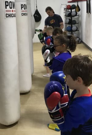 in West Loop - POW! Kids - West Loop Kids Classes
